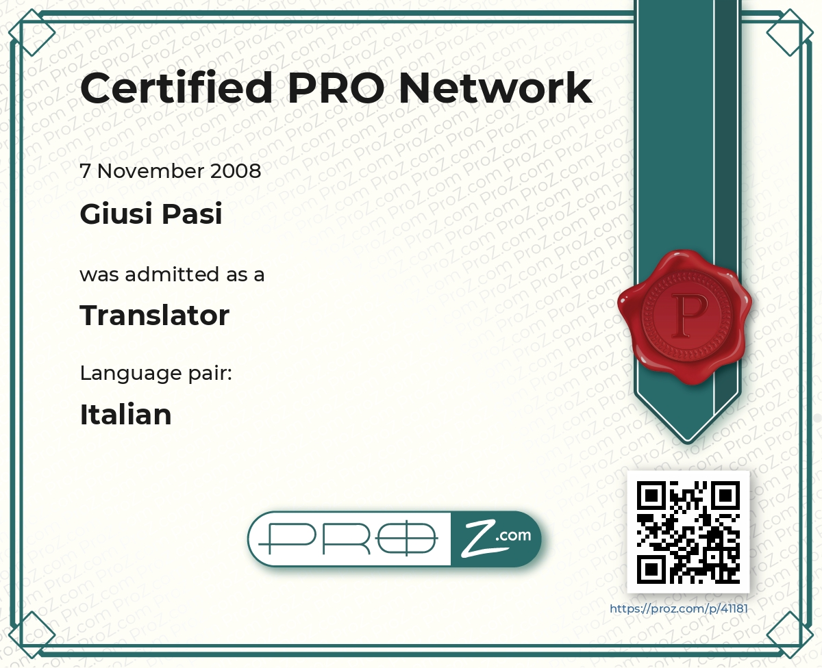 Translations Into Italian: Italian Translator. Translation Services In