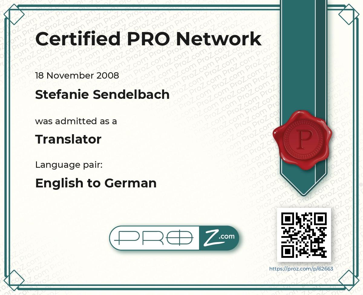 dating german translation