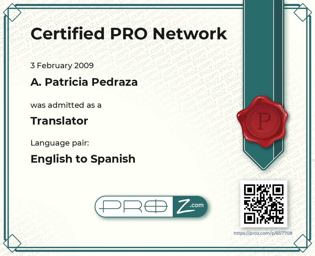 Trilingual Translator And Interpreter English Spanish Portuguese