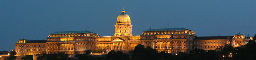Former Royal Palace in Buda