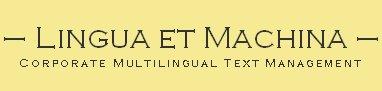 Lingua et Machina