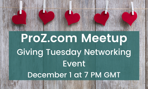 background image for Giving Tuesday Meetup