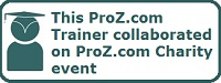 ProZ.com charity event collaborator