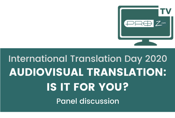 background image for Audiovisual Translation: Is It For You?
