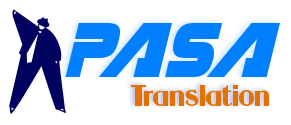 Team logo PASA  Translation