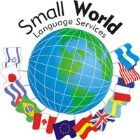Team logo Small World Language Services