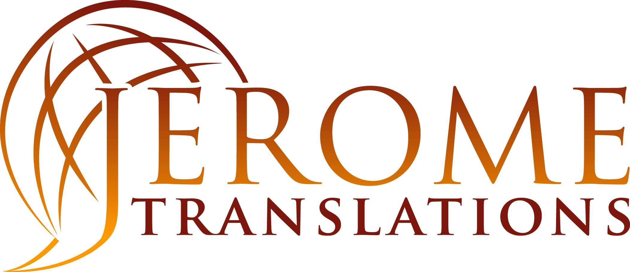 Team logo Jerome Translations/Traductions Jérôme