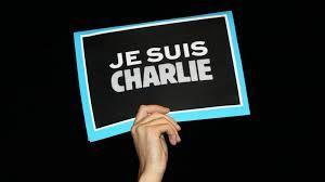 Team logo Je suis Charlie