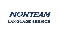Team logo NORteam - Norwegian Translations