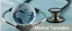 Team logo medical & dental translations