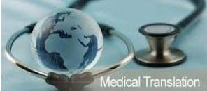 Team logo medical & dental translations