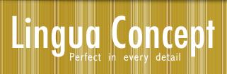 Team logo Lingua Concept