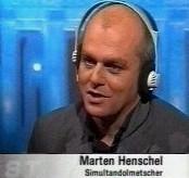 Marten Henschel - German to Portuguese translator