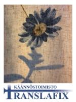 Translafix - niemiecki > fiński translator