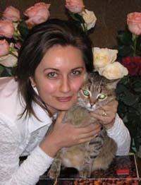 Ksenia ILINSKA - angielski > rosyjski translator