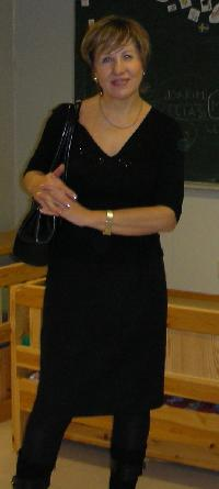 Tatiana Durimanova - inglés a ruso translator