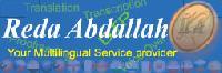 Abdallah Reda - inglés a árabe translator