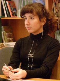 Natalie Diomova - angielski > ukraiński translator