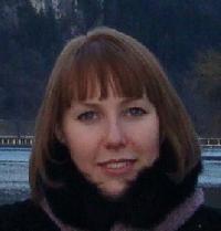 Irina Radyushkina - angielski > rosyjski translator