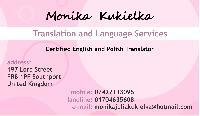 Monika Kukielka - inglés a polaco translator