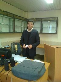 Farzad Akmali - English a Farsi (Persian) translator