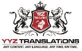 YYZ Translations logo