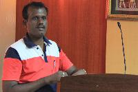 Ramesh Kulandaivelu - English to Tamil translator