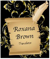 Roxana Brown - inglés a rumano translator