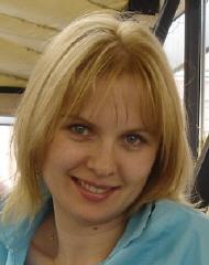 Anzhelika Maximova-McCall - rosyjski > angielski translator