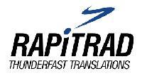 Rapitrad srl - angielski > włoski translator
