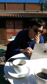 Ian Giles - sueco a inglés translator
