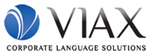 VIAX Corporate Language Solutions Ltd. logo
