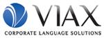 VIAX Corporate Language Solutions Ltd. logo