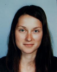 Tereza Schindlerová - checo a inglés translator