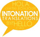 Intonation logo