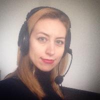 Victoria Moroz - angielski > rosyjski translator