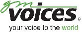 GM Voices logo