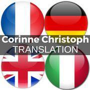 Corinne Christoph - Italian a French translator