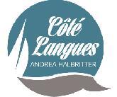 Côté Langues / Andrea Halbritter  logo