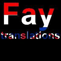 Fay van Kleef - neerlandés a inglés translator