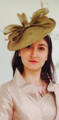 Claudia Ene - rumano a inglés translator