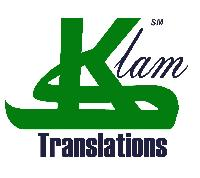 KLamTranslation - arabski > francuski translator