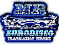 mreurodisco - angielski > szwedzki translator