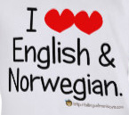 Andrea Trans - English a Norwegian translator