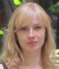 Ganna Veselovska - ruso a inglés translator