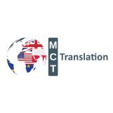 MCT-Translation LLC / MCT Translation / Izabela Tluchowska  logo