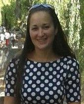 Olga Gudz - angielski > ukraiński translator