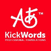 Kickwords International logo