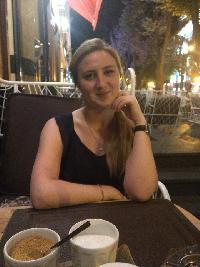 Yana Andrushko - ukraiński > angielski translator