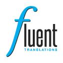 Fluent Translations logo